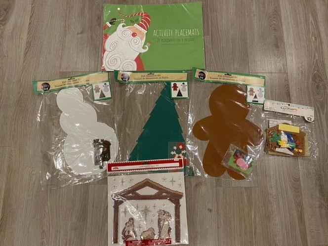 NEW! Children's Christmas Crafts/Activities  for sale in Lehi , UT