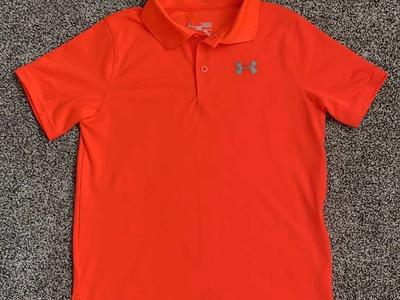 NEW w/o tags Under Armour Youth Large Polo Shirt