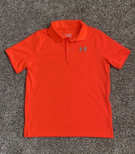 NEW w/o tags Under Armour Youth Large Polo Shirt for sale in Lehi , UT