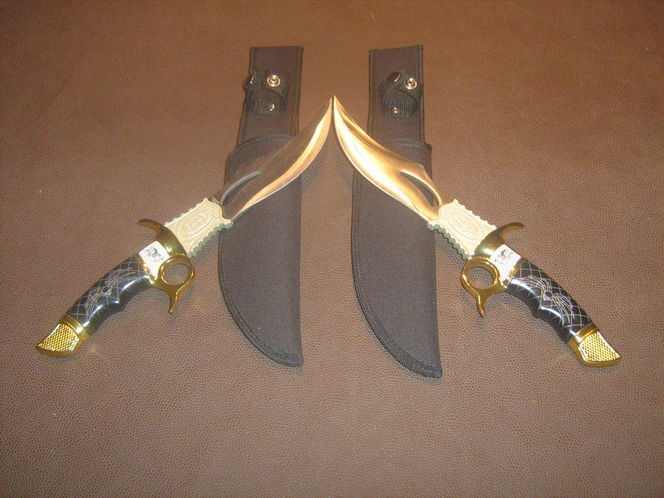 Black Widow Bowie Knives 13 Inches for sale in South Weber , UT