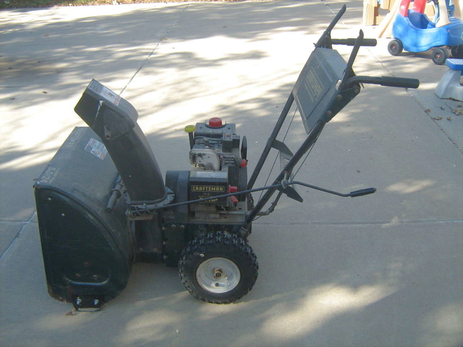 24 inch Craftsman Snow Blower for sale in South Weber , UT