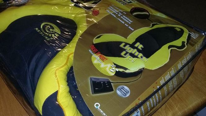 2 NEW LIGHTED RACING SEAT COVERS $25 a set for sale in Salt Lake City , UT