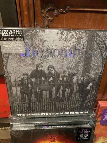 The zombies vinyl box set new for sale in Salt Lake City , UT