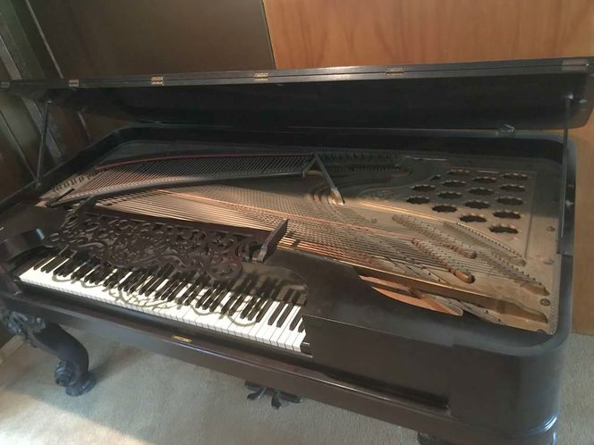 Steinway Grand 1859 for sale in Kimberly , ID