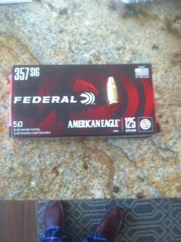 FEDERAL .357 SIG for sale in McCammon , ID