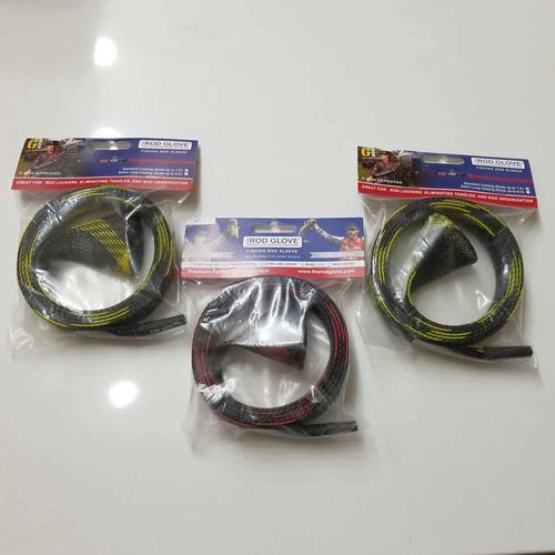 Rod Glove- Sleeves for Bass Fishing Poles for sale in Kaysville , UT