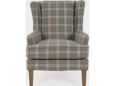 Lacroix Accent Chair-Graphite