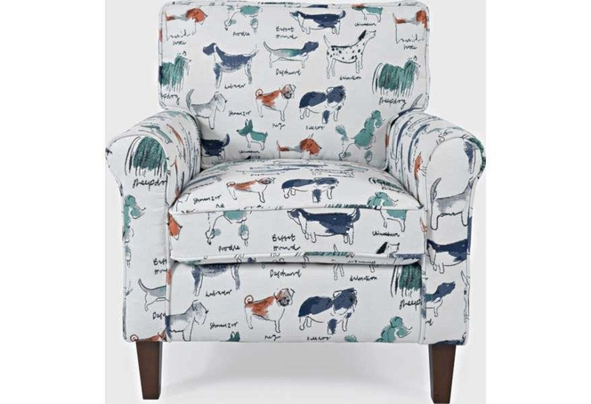 Cute Dog ACCENT CHAIR-MULTI for sale in Brigham City , UT