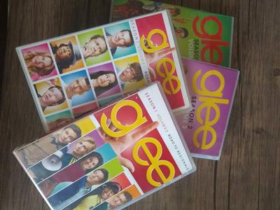 Glee seasons 1 and 2