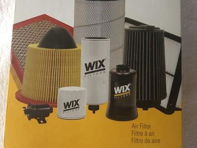 Wix air filter part 42740 NEW IN BOX