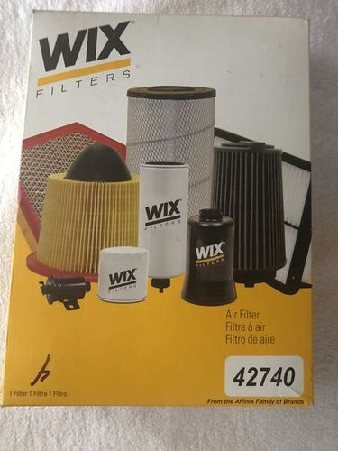 Wix air filter part 42740 NEW IN BOX for sale in Provo , UT