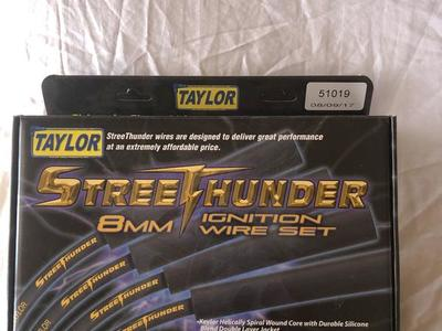 Ignition wire set  Taylor STREET THUNDER  for JEEP