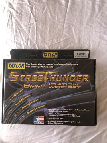 Ignition wire set  Taylor STREET THUNDER  for JEEP for sale in Provo , UT