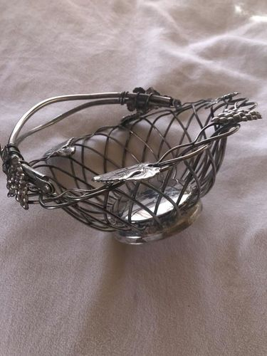 Godinger silver plate large bowl for sale in Provo , UT