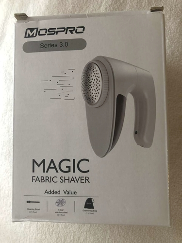 Fabric shaver/ lint remover MOSPRO brand new for sale in Provo , UT