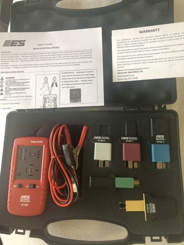 Electronic Specialties 191 Relay Buddy Pro Kit  new for sale in Provo , UT