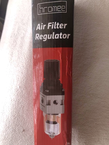Air filter regulator AW 2000 NEW Hromme for sale in Provo , UT