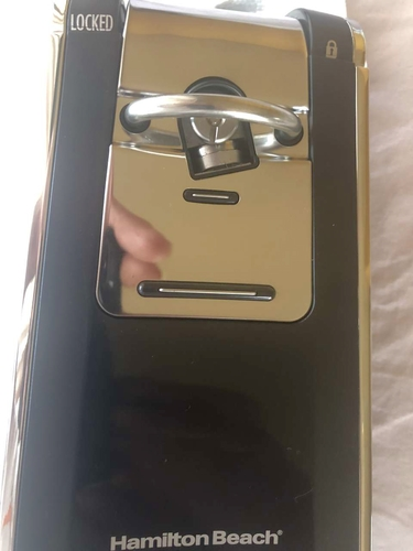 Hamilton Beach electric/automatic can opener  NEW for sale in Provo , UT