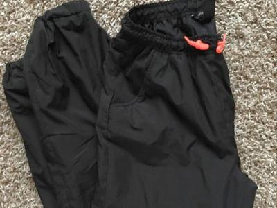 Double Layer Sports Active Pants Size 12-14 Yr