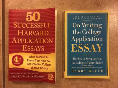 Writing Guide For College Application Essays