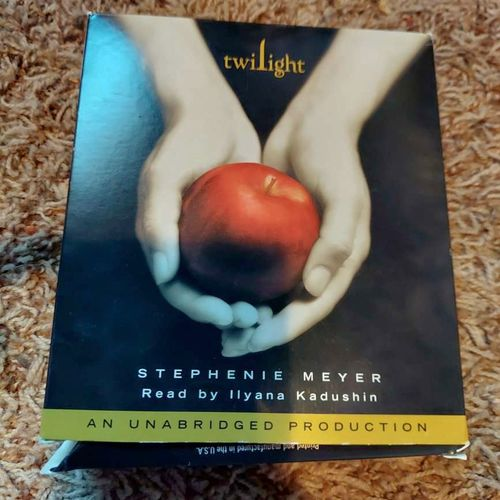 Twilight audio book for sale in Payson , UT