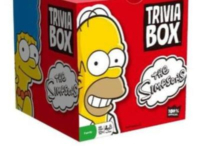 Simpson's trivia box new
