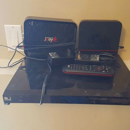 Joey and  Joey access point2 for dish, DirecTV dvr for sale in Riverton , UT