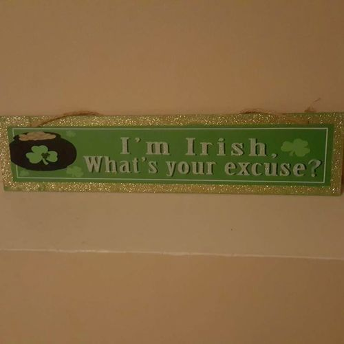 St. Paddys decoration for sale in Riverton , UT