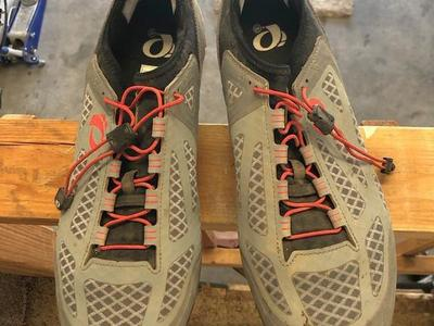 Pearl Izumi Mountain Biking Shoes
