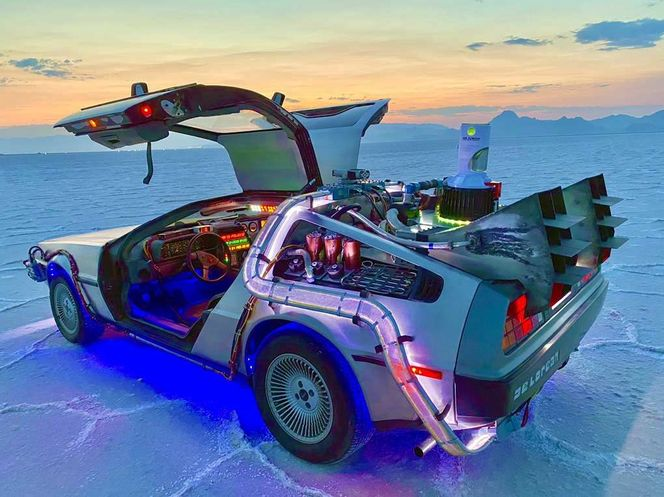 DeLorean Time Machine for rent  Back To The Future for rent in Price , UT