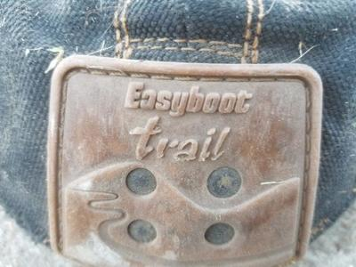 Trail Easy boot size 2