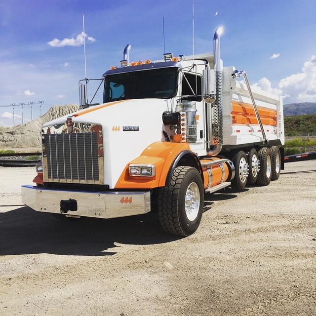 dump truck driver salary indiana