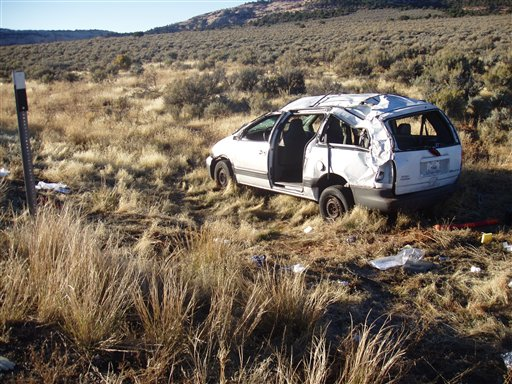 Van Driver in Fatal Crash Found | KSL com