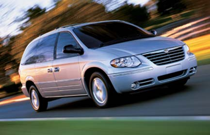 recall 2005 dodge caravan and chrysler town and country minivans. Black Bedroom Furniture Sets. Home Design Ideas