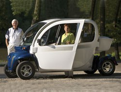 More People Buying Street Legal Golf Cart For Residential