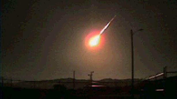 Ksl Com Cars >> Meteor lights up early morning sky, alarms Utahns | KSL.com