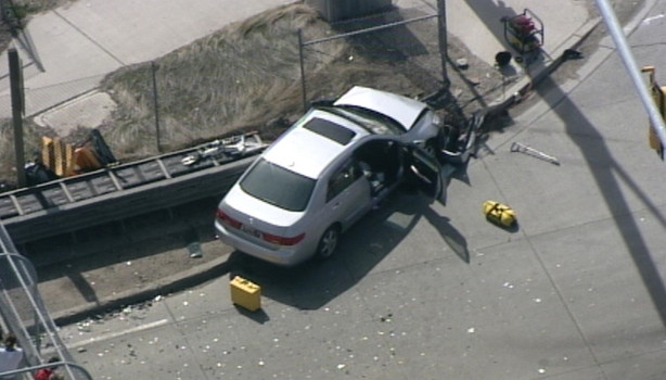 5 injured in Salt Lake County crash   KSL com