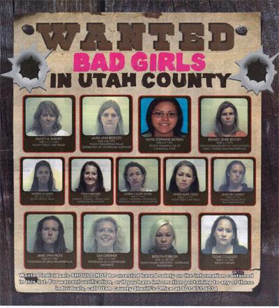 New newspaper features Utah mug shots | KSL com