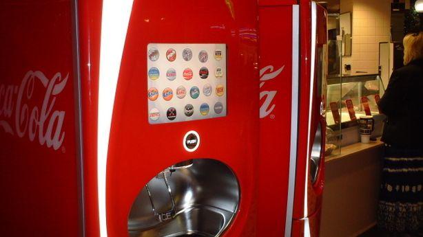 Ksl Com Cars >> Sandy theater tests out high-tech soda machine | KSL.com