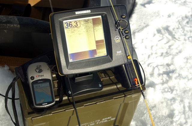 sonar solution for successful ice fishing | ksl, Fish Finder