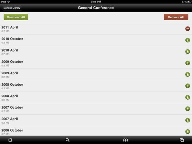 iPad LDS Gospel Library app is free, great | KSL com