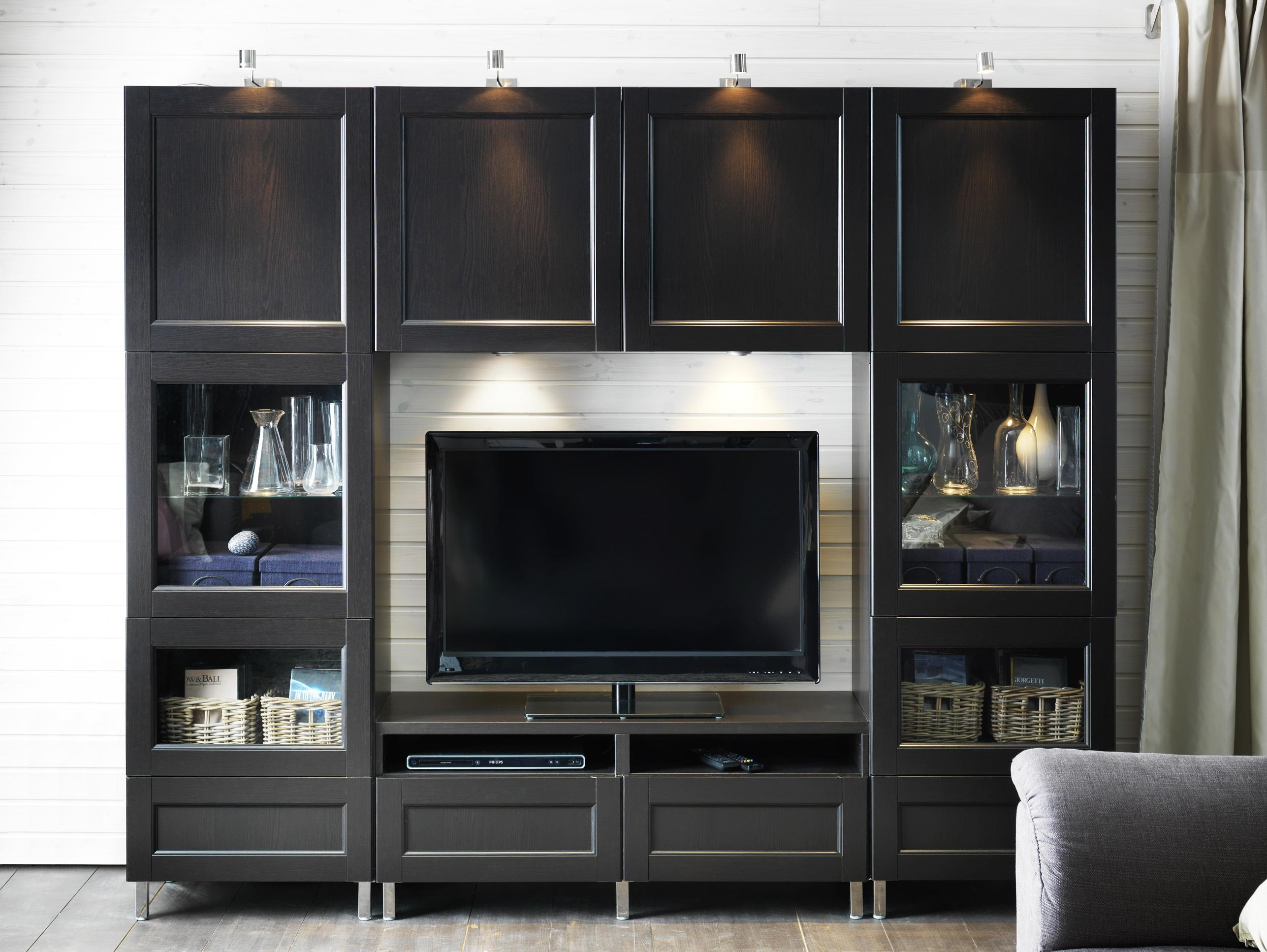 Kitchen Tv Under Cabinet Mount Studio 5 Fall Home Show Small Space Solutions