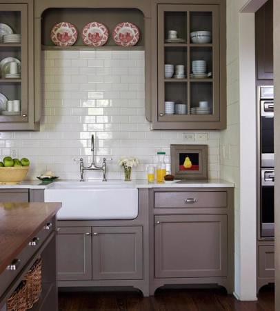 Glazed Ceramic Tiles Kitchen Backsplash Studio 5 Hot Trends In Backsplashes