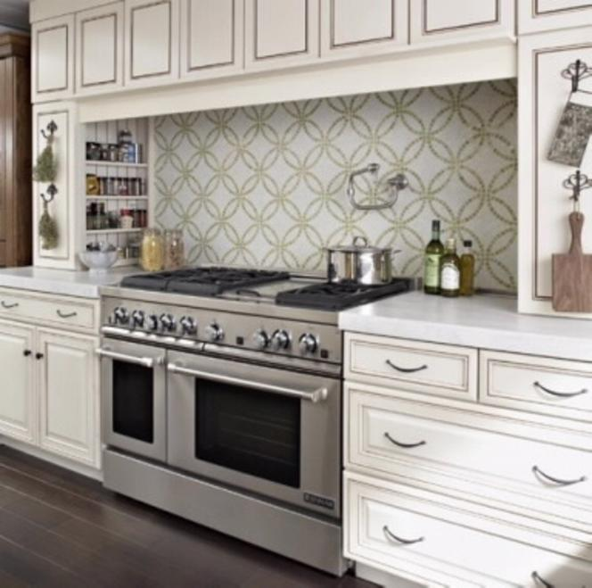 Hot Trends In Kitchen Backsplashes