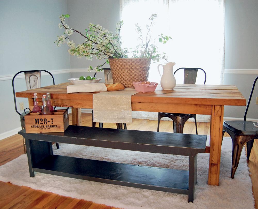 Studio 5 - Girl with a Drill: Homemade Furniture  Studio 5 - Girl...