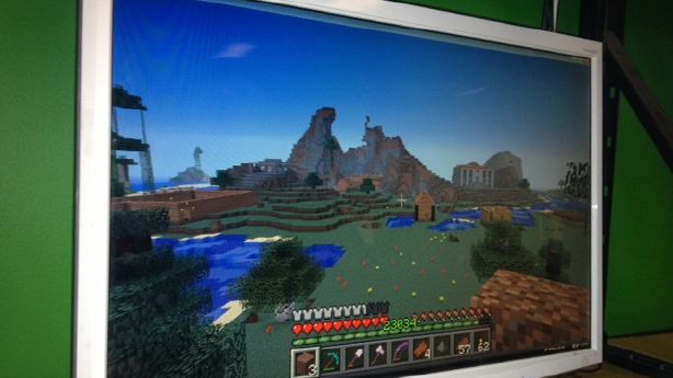 Minecraft game used in schools to teach kids, adults to ...