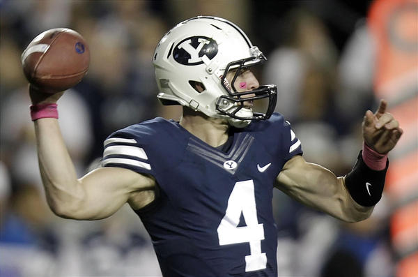 pretty nice d89ab c4b55 BYU Football Uniform: Which is your favorite? | KSL.com