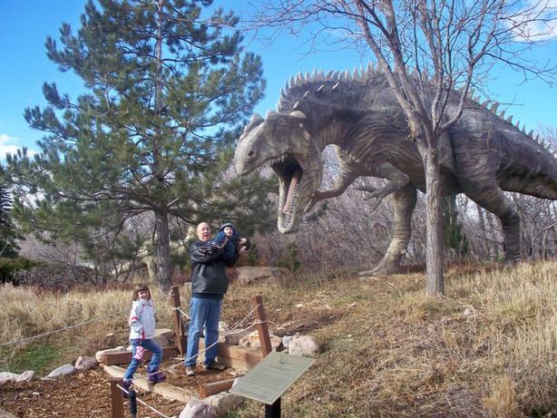 More Dinosaur Rides Medfordmom Jurassic Quest 13