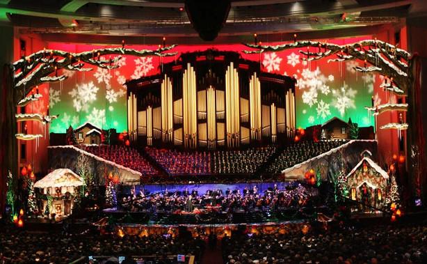 Lds Christmas Concert.Mormon Tabernacle Choir Reveals Christmas Concert Guests