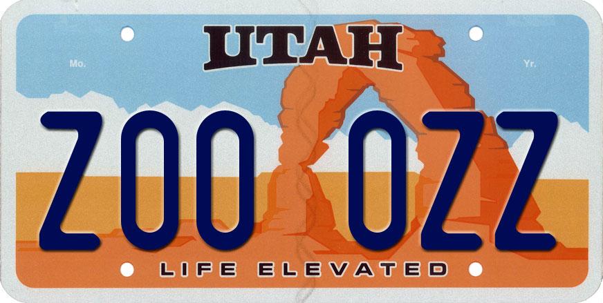 Car Insurance Com >> Utah license plate nation's 3rd favorite, survey finds | KSL.com
